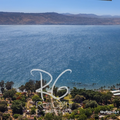 Ein Gev Beach, Sea of Galilee