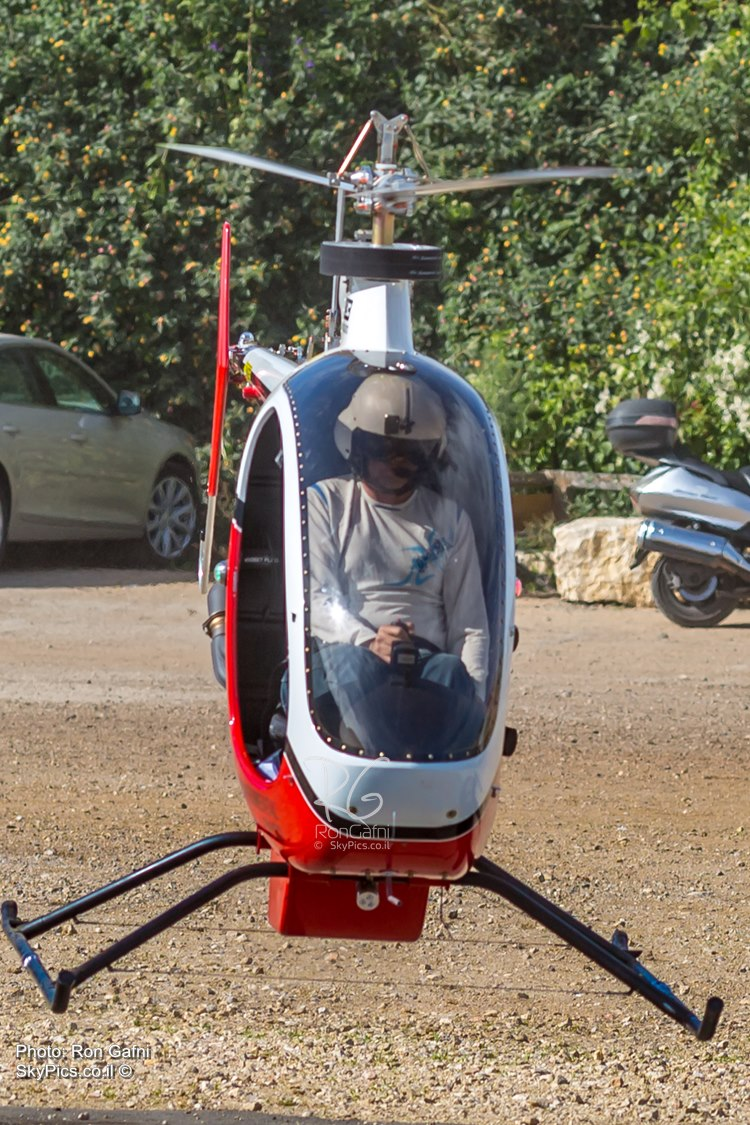 The Ultra Light Mosquito Helicopter
